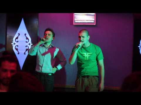 """Wasting love"" live at Karaoke bar Versus"