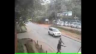 VIDEO: Carjacking in Nairobi