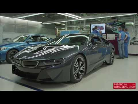 BMW Technologies for Manufacturing and Logistics