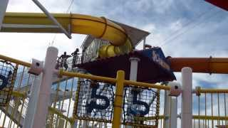 Electra Allembert Carnival Breeze Power Drencher August 31, 2013