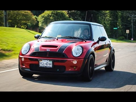 2005 Mini Cooper S Review You