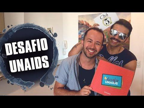 Chá dos 5| VLOG - Desafio UNAIDS