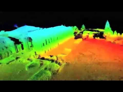 University of California, Berkeley:   The Cal - LIDAR Movie.