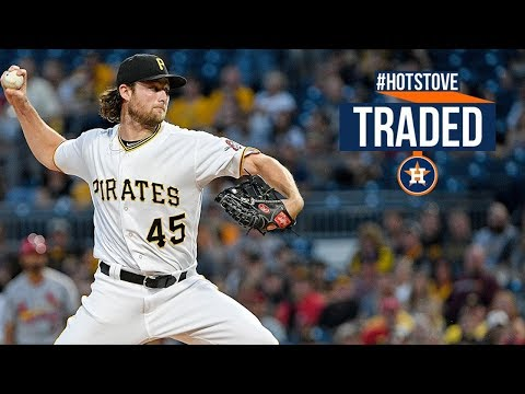 Gerrit Cole TRADED to the Houston Astros for Colin Moran, Joe Musgrove and MORE!