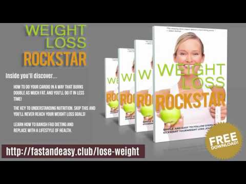 Weight Loss Rockstar: Download Your Free Weight Loss Guide