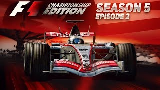 F1 2006 Career Mode S5 Part 2: DODGED A BULLET IN QUALIFYING