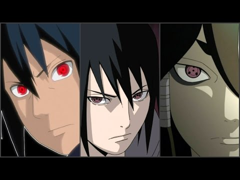 Indra X Ashura     Madara X Hashirama     Sasuke X Naruto - BURN AMV