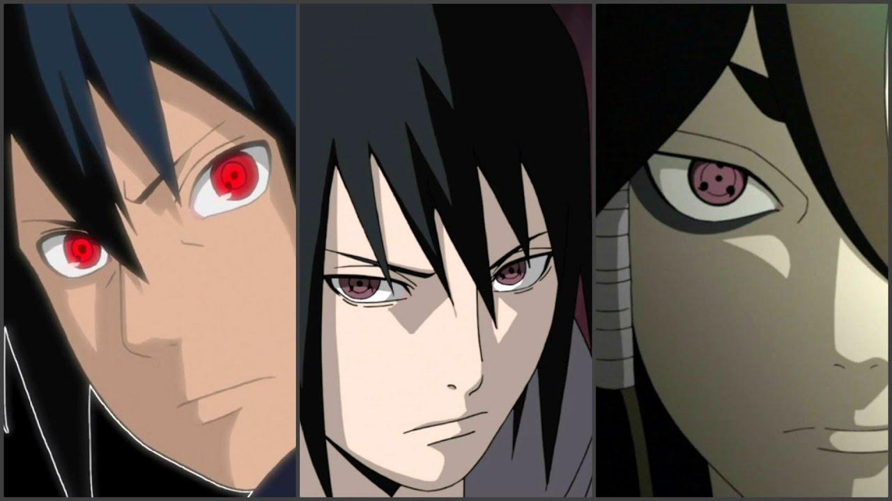 Indra X Ashura | Madara X Hashirama | Sasuke X Naruto - BURN AMV