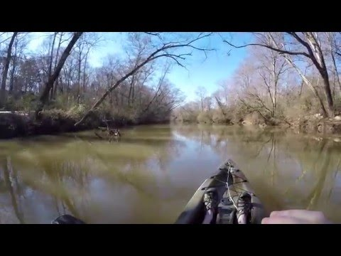 Gopro 4K Sun Dolphin Journey SS 12 Yellow River Great Trip