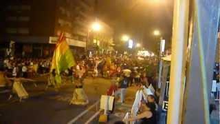 Carnaval en Rivera, Uruguay 2013.