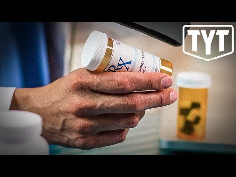 Big Pharma Makes Ripping Off Consumers Top Goal Of 2019