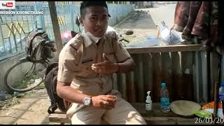 LOCKDOWN IN MANIPUR | POLICE SUSPENDED | 26/03/20