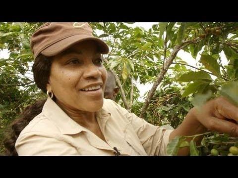 Grace Hightower De Niro on Her Rwandan Coffee Company