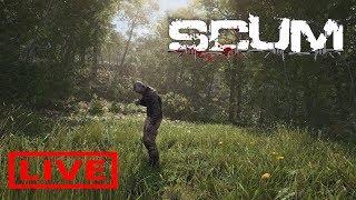 SCUM - endlich mal wieder Live 😁 mit einen spannenden Event Stream 🧨
