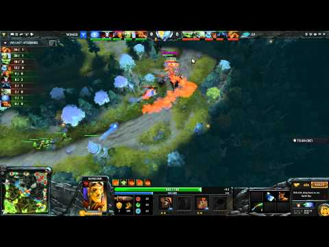 The International 5 China Qualifiers Playoff: Wings Gaming vs Energy Pacemaker highlights