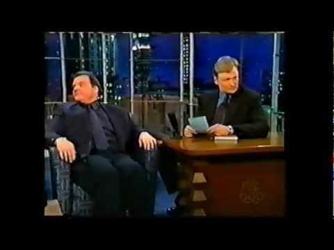 Meat Loaf interview with Conan O'Brien (2000)