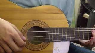 [Guitar Cover] Điều Hạnh Phúc Nhất - The Men (Demo)