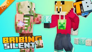BRIBING SILENTWISPERER | Truly Bedrock Season 1 [90] | Minecraft Bedrock Edition 1.14 SMP