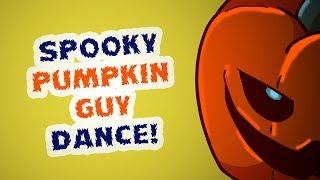 Spooky Pumpkin Guy Dance | COTMOPEN (Updated)