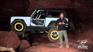 Bulldog Lighting Moab 2015 - Easter Jeep Safari