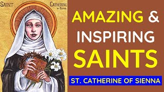 Catholic Saint Stories! (Inspirational Story of Saint Catherine of Siena)