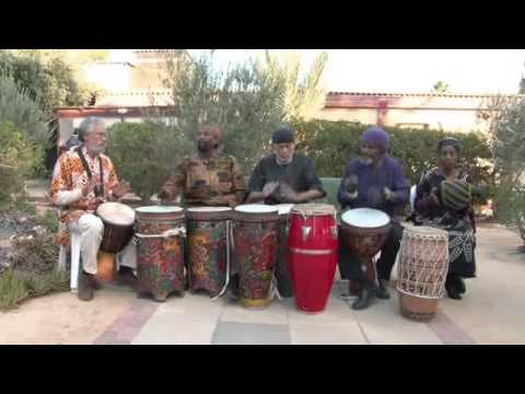 The African Hebrew Heritage Ensemble: Zulu 6-8