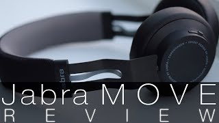 Jabra MOVE Wireless: Unboxing & Review