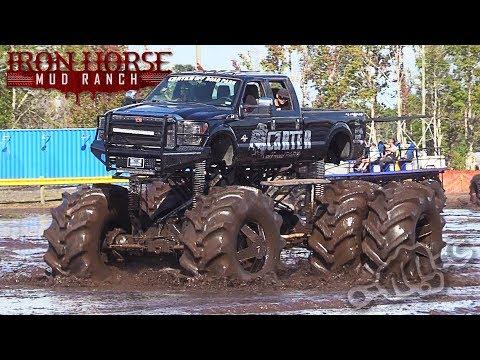 Trucks Gone Wild Iron Horse Mud Ranch 2018 Super Bog
