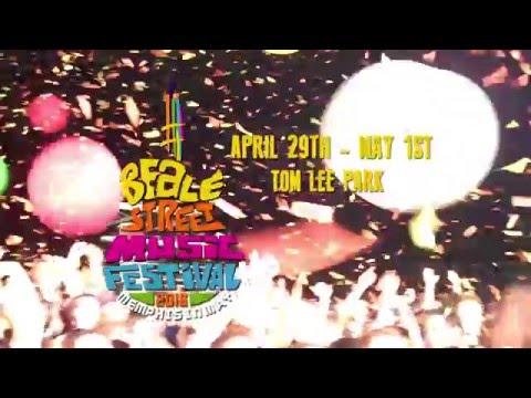 Beale Street Music Festival 2016