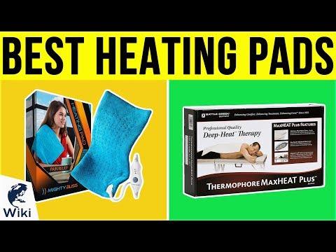 10 Best Heating Pads 2019