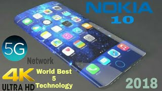Nokia 10 5G With BEST 5 TECHNOLOGY!!