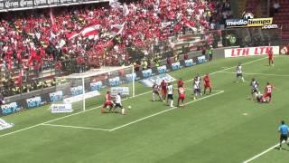 Los goles del: Toluca vs Veracruz (2 - 1)