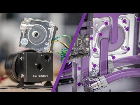 How To Make a D5 or DDC Pump Distro Plate (Fusion 360 Tutorial) | bit-tech Modding