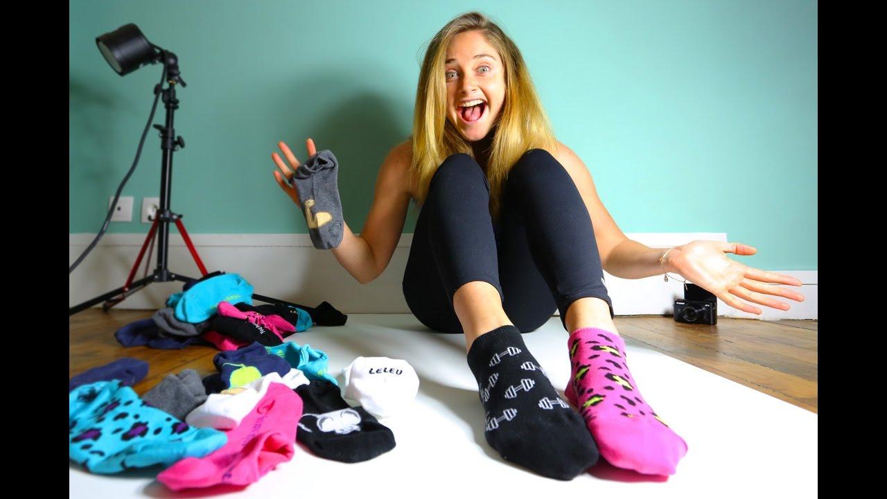 fb8621d78ce JE LANCE MA MARQUE de chaussettes DIFFERENTES ! Fabriquées en France 🇨🇵 -  YouTube