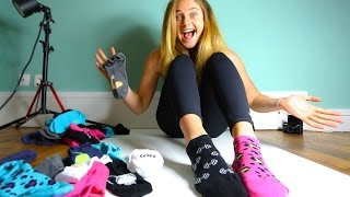JE LANCE MA MARQUE de chaussettes DIFFERENTES ! Fabriquées en France