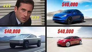 BIG Tesla Price Changes Coming Soon For Model 3, Model Y, And Cybertruck?
