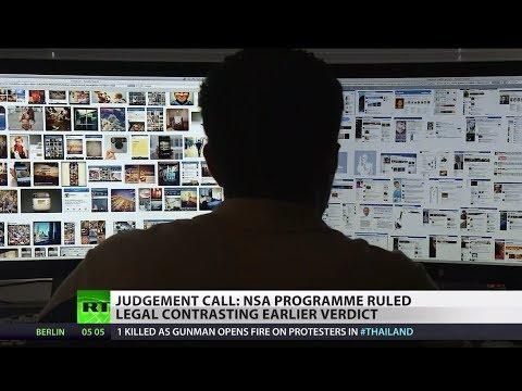 RIP Privacy: US judge rules NSA program legal