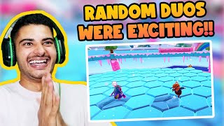 TRYING DUOS FOR THE FIRST TIME IN FALL GUYS  Fall Guys Latest Video Fall Guys Funny Moments in Hindi