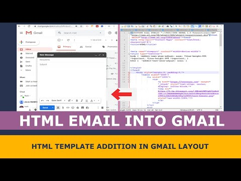 how-to-insert-html-email-in-gmail-||-add-html-email-in-gmail