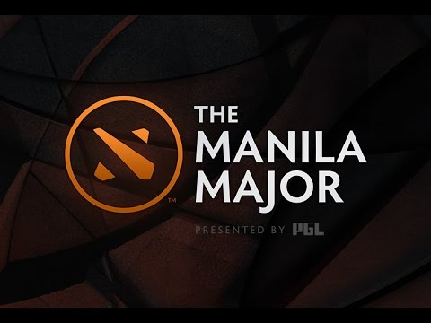Dota 2 Manila Major  Team Secret vs Wings game 2