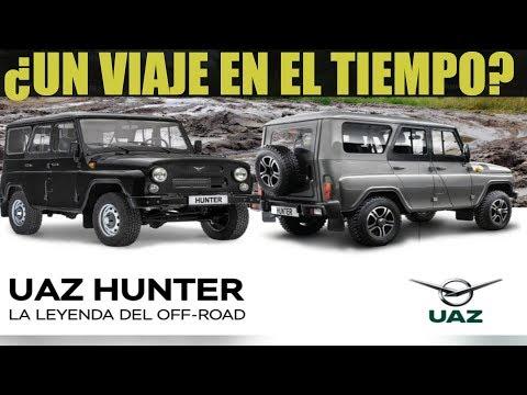 UAZ HUNTER 2018 | GARAGE MX
