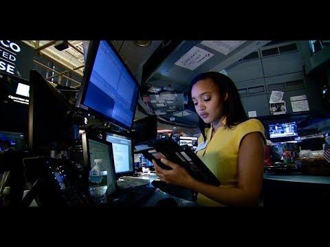 Black Female 23 Yr old Wall Street Equity Trader