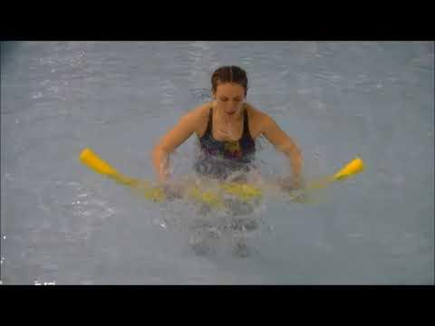 Aqua Aerobics - Noodle HIIT
