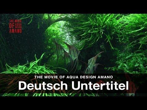[ADAview] THE MOVIE OF AQUA DESIGN AMANO [side:concept] - Deutsch Untertitel
