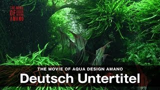 [adaview] The Movie Of Aqua Design Amano [side:concept] - Deutsch Untertitel