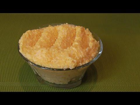 Тыквенная каша с пшеном - пошаговый рецепт с фото на