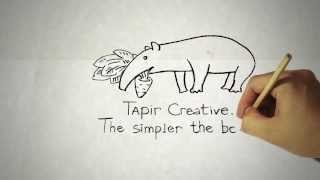 Tapir Creative. The simpler the better.