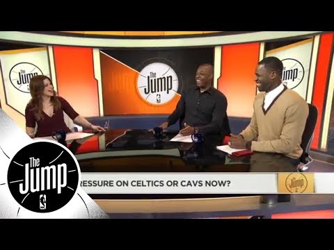 Paul Pierce: Pressure is on Celtics to 'win in 6' | The Jump | ESPN