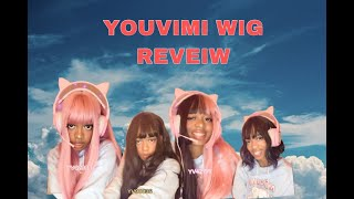 YOUVIMI WIGS REVIEW/ Soft Girl Wig Haul