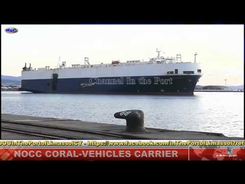 NOCC CORAL - Vehicles Carrier